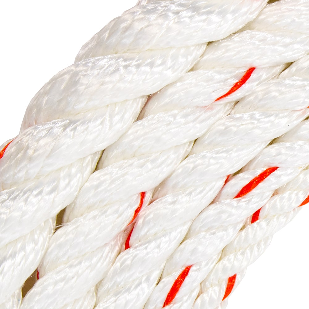 Twisted Polyester Dacron Rope
