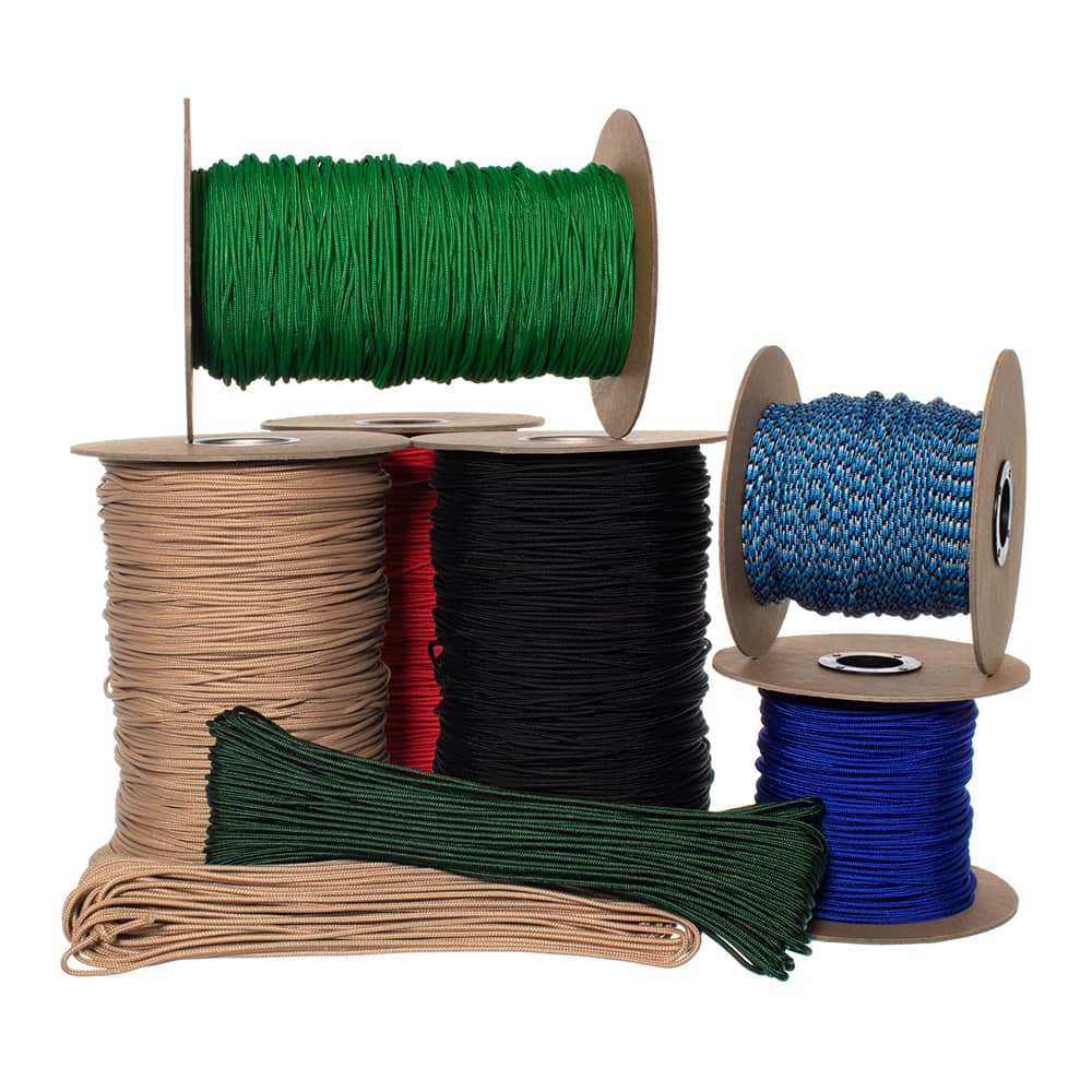 275 Type II Nylon Paracord - 5 Inner Strands