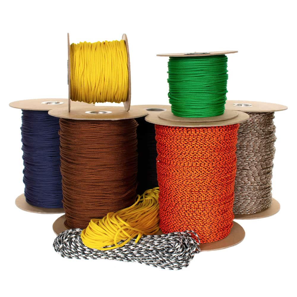 325 Type II Nylon Paracord - 3 Inner Strands