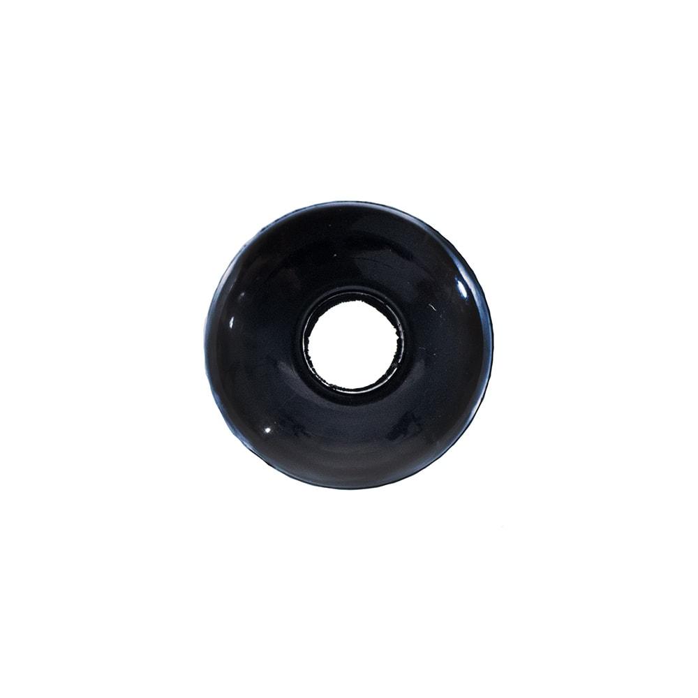 Plastic Bungee Toggle Ball - Black