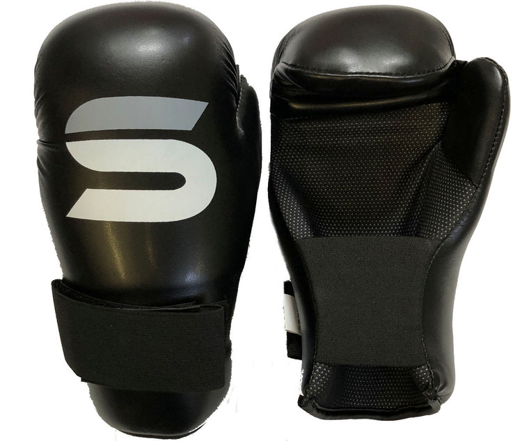 Spirit PU Closed Finger Punch Sparring Gloves