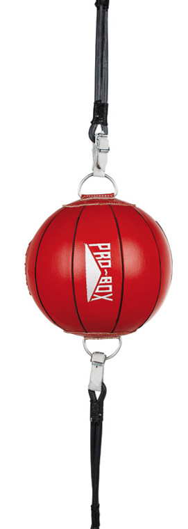 Pro Box Red Ten Panel Floor To Ceiling Ball