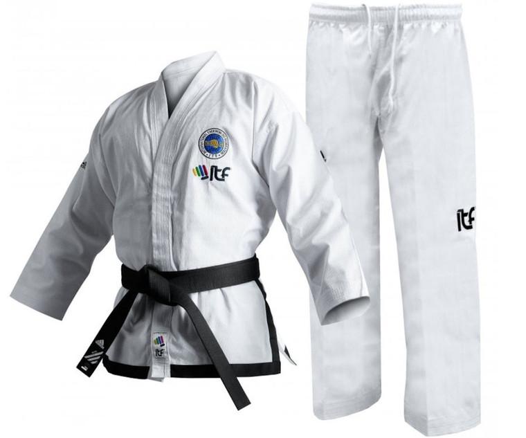 Adidas ITF Instructor Dobok Taekwondo Uniform