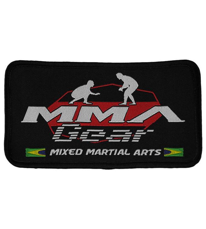 MMA Gear New Logo BJJ Patch (Small)