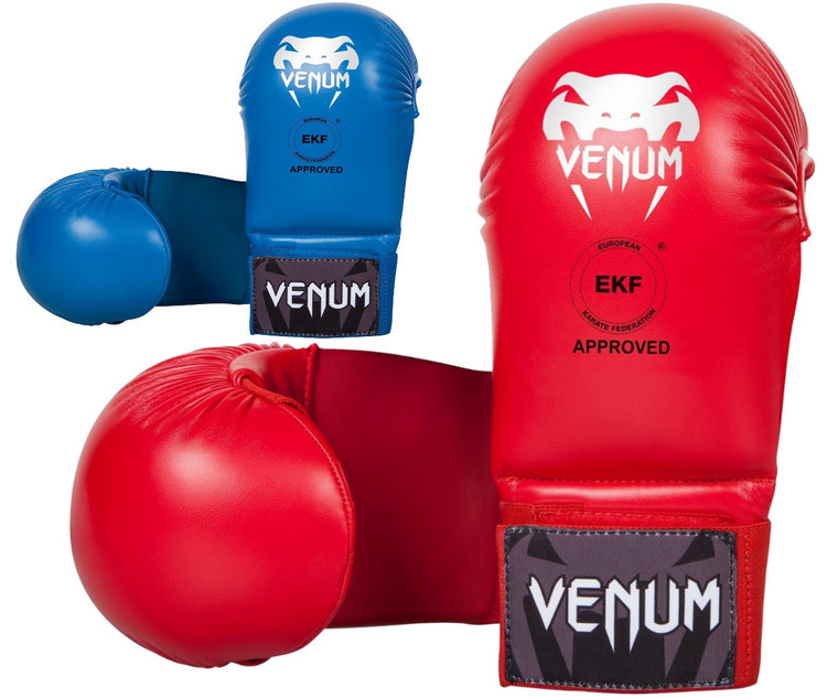 Venum Karate Mitts Without Thumb