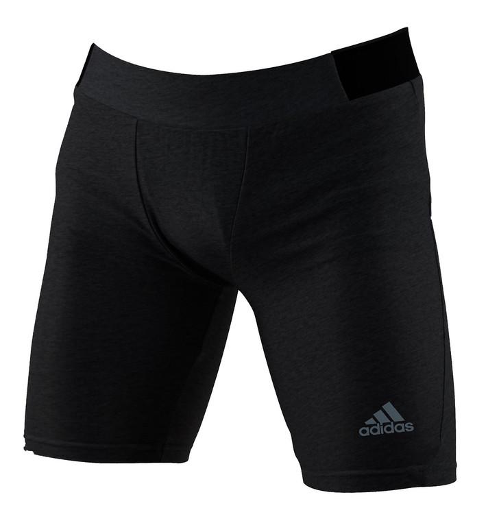 Adidas Compression Shorts Black
