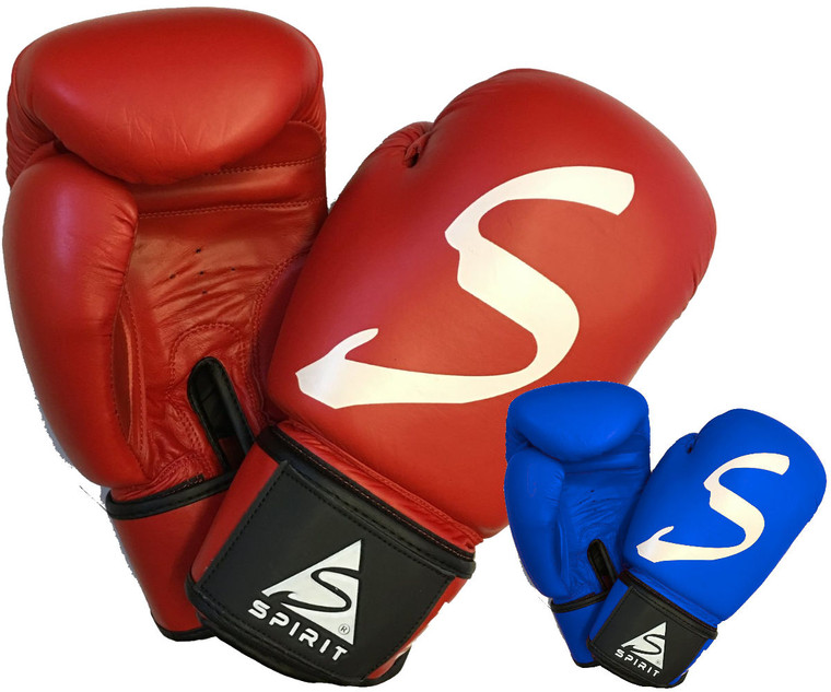 Spirit S Leather Boxing Gloves