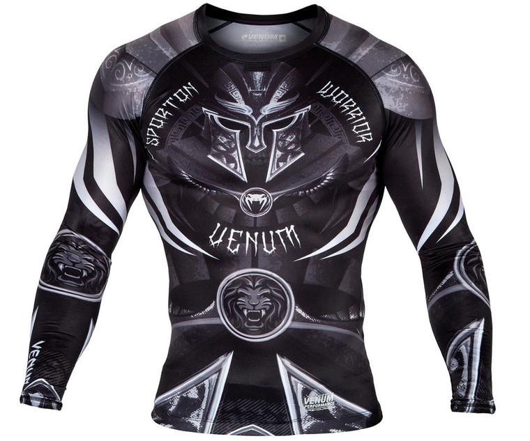 Venum Gladiator 3.0 Long Sleeve Rash Guard