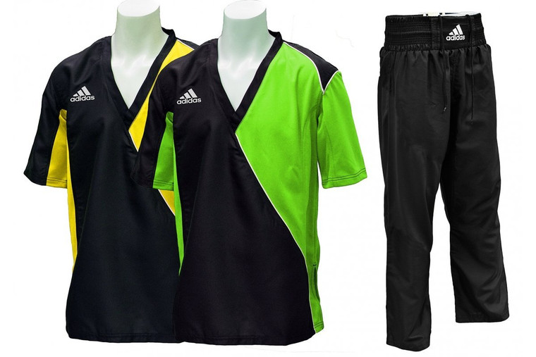 Adidas Kickboxing Suit Green