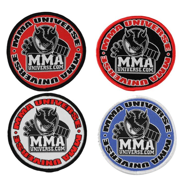 MMA Universe Logo BJJ Patch
