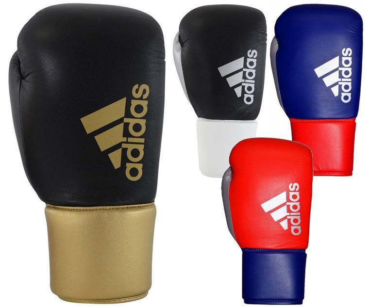 Adidas Hybrid 200 Pro Lace Boxing Gloves