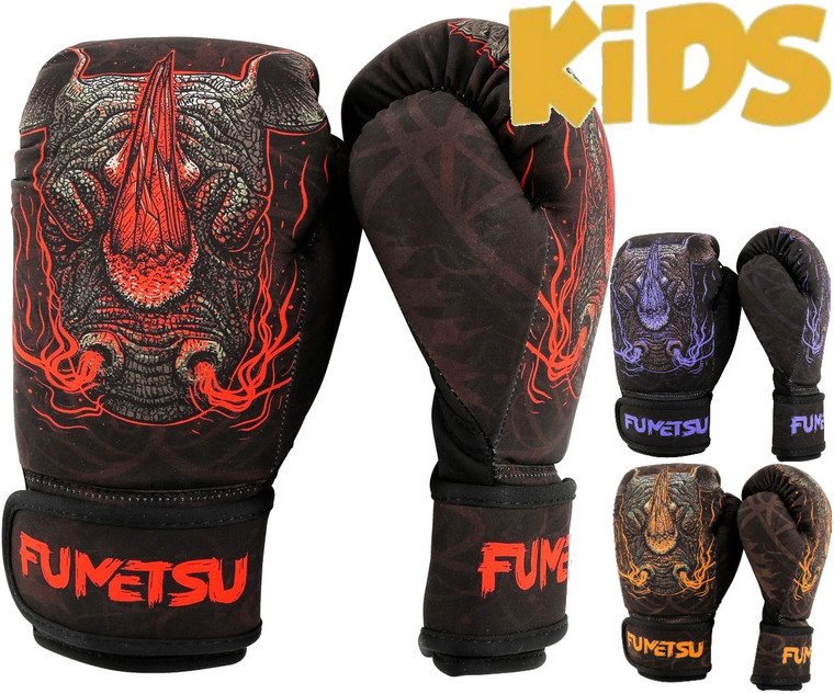 Fumetsu Rampage Kids Washable Boxing Gloves