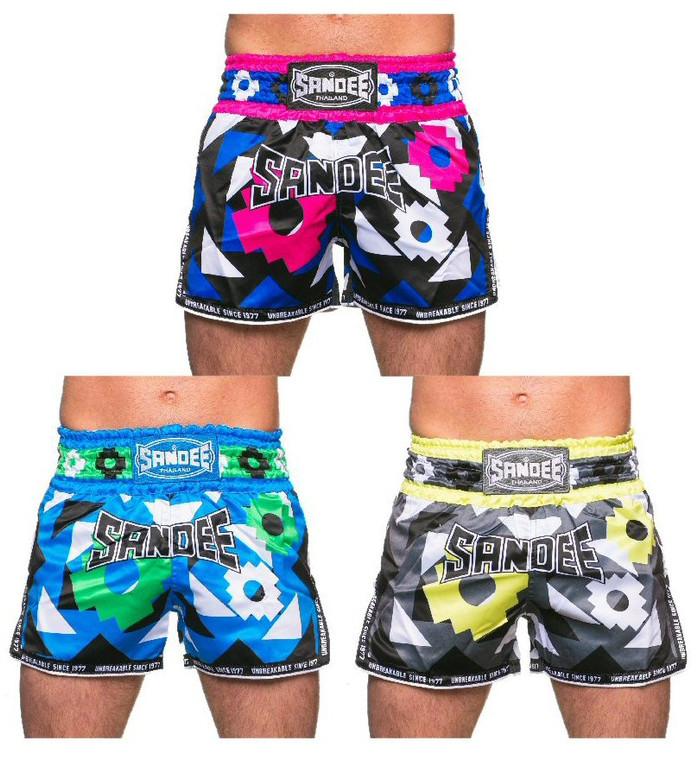 Sandee Inca Thai Shorts