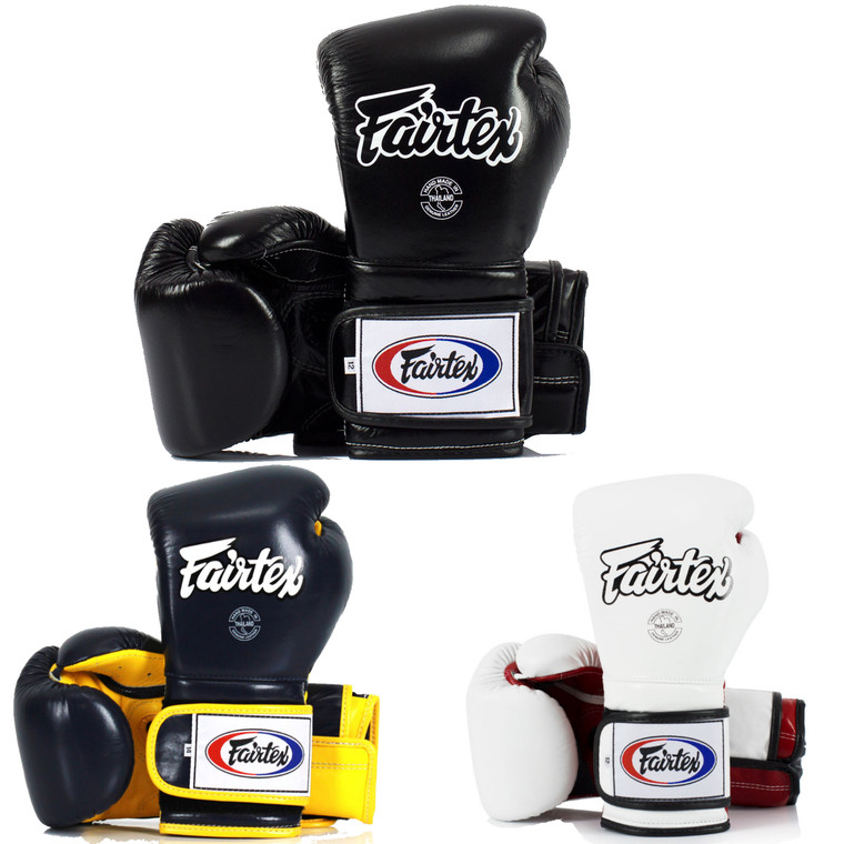 Fairtex Mexican Style Boxing Gloves