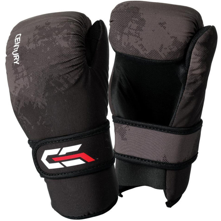 Century C-Gear Washable Point Sparring Gloves Black Grey