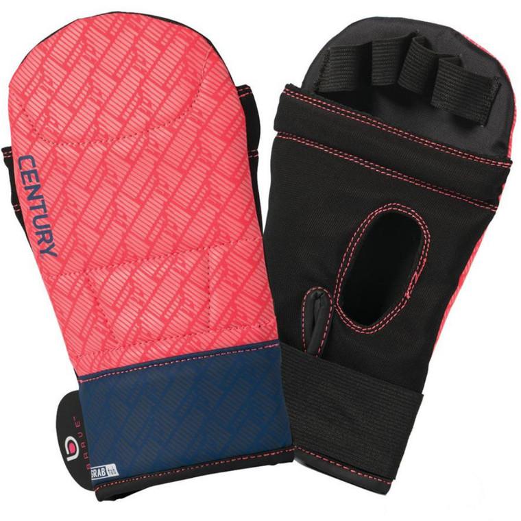 Century Brave Ladies Bag Gloves Coral Navy