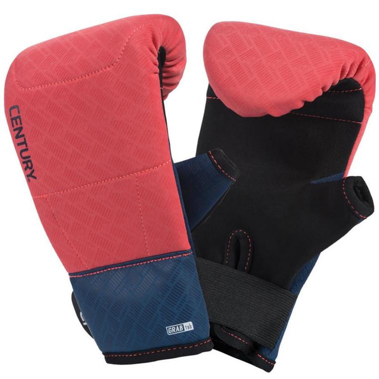 Century Brave Ladies Neoprene Bag Gloves Coral Navy