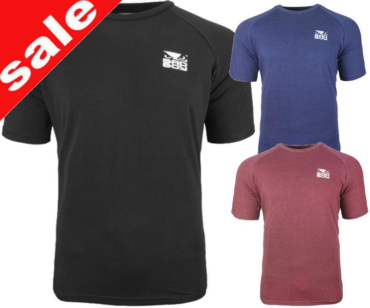 Bad Boy Icon T Shirt Black
