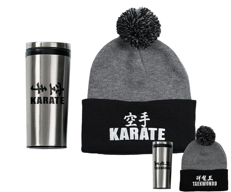 Century Beanie and Tumbler Set
