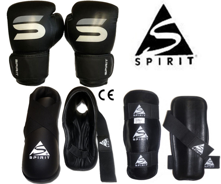Spirit Kickboxing Sparring Set