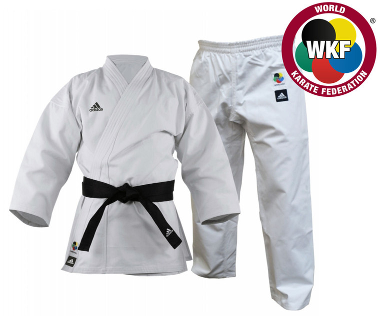 Adidas WKF Training Karate Uniform 11oz