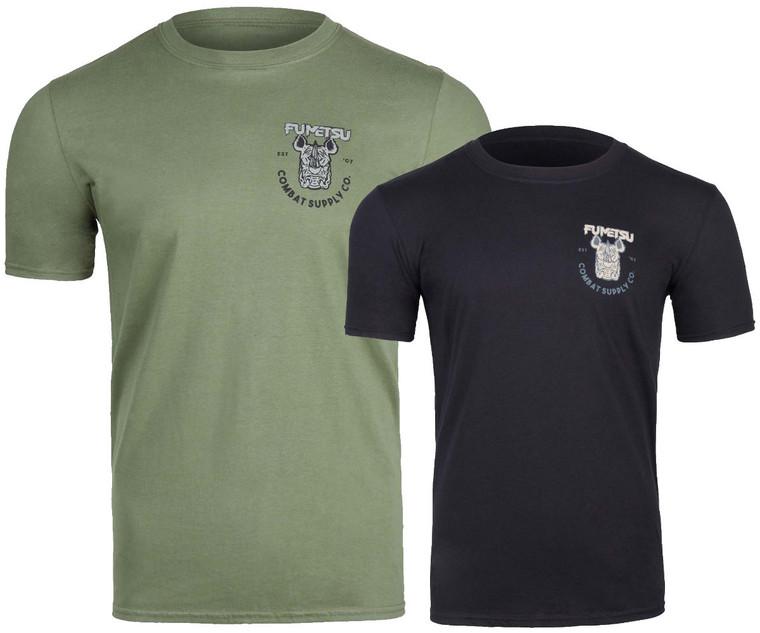 Fumetsu Rampage Supply Co T Shirt