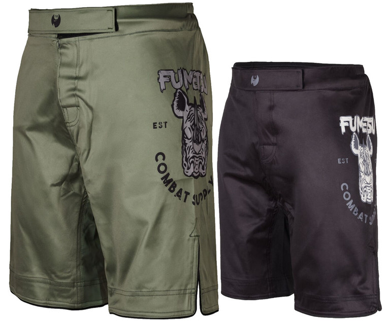 Fumetsu Rampage Supply Co. Fight Shorts
