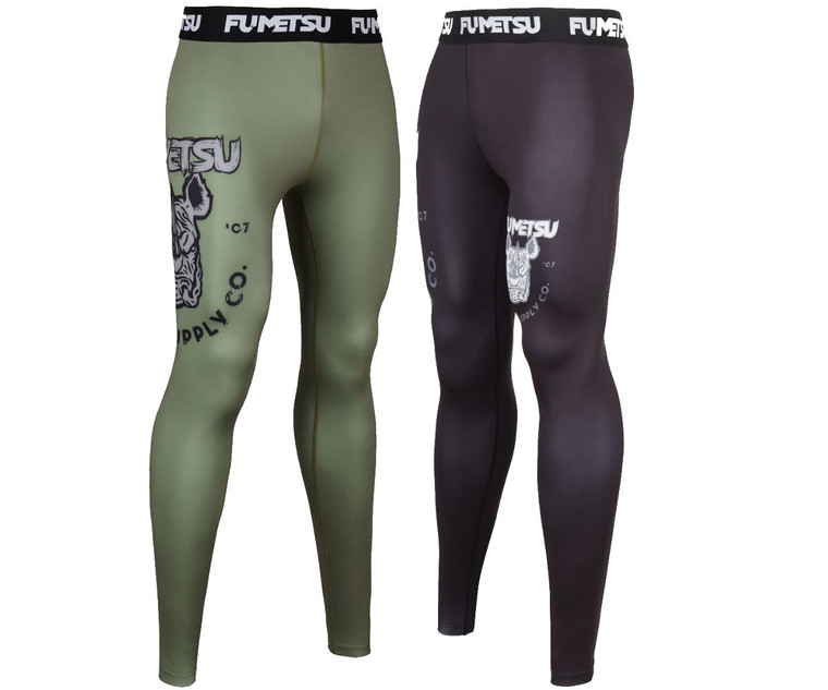 Fumetsu Rampage Supply Co. Spats