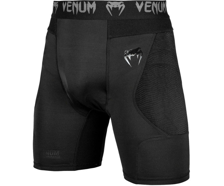Venum G-Fit Compression Shorts Black