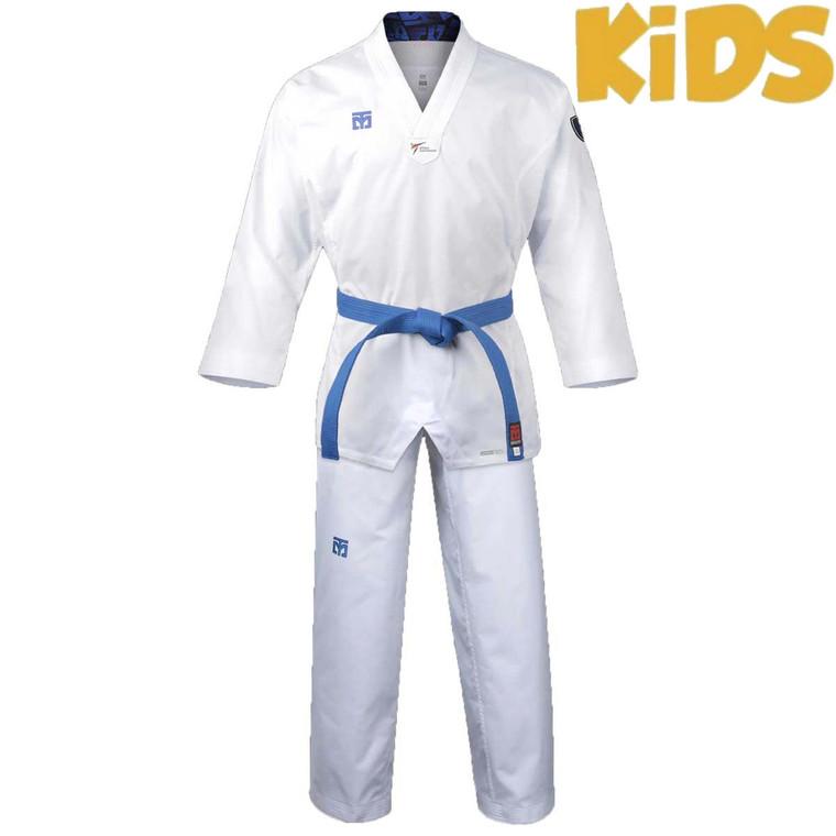 Mooto Extera S6 Uniform White Neck Kids