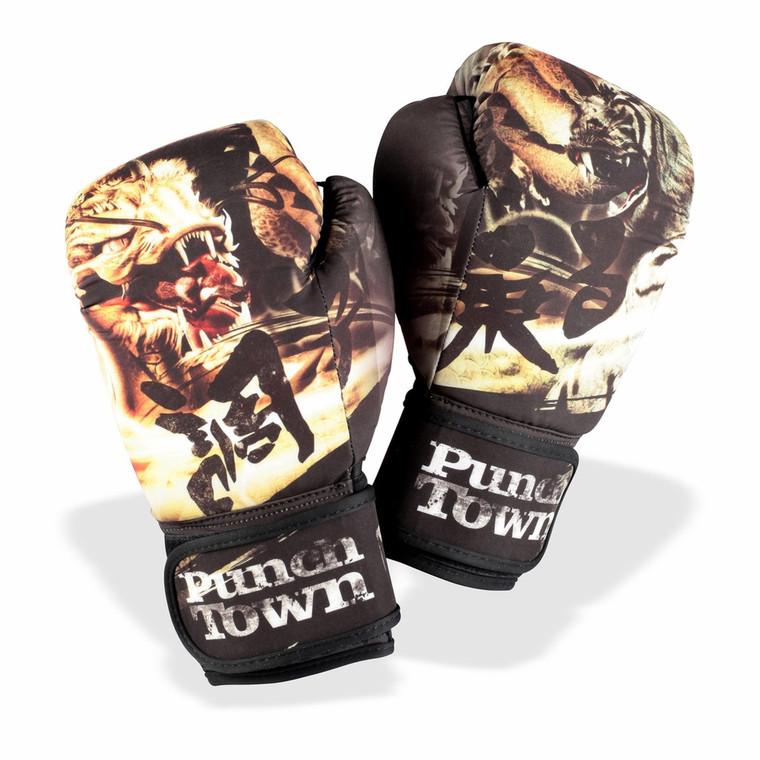 PunchTown The Balance Washable Boxing Gloves 10oz