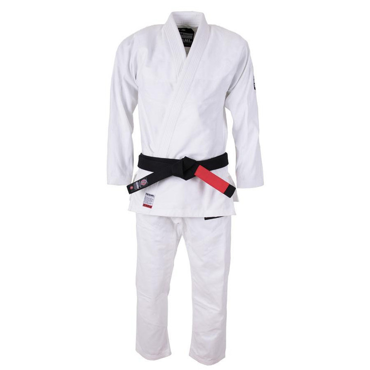 Tatami Fightwear Hokori BJJ GI White Size A0