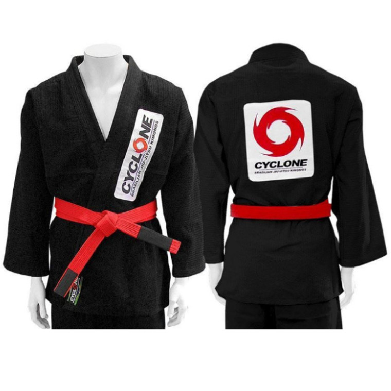 Cyclone Competition Series GI Jacket Black A3