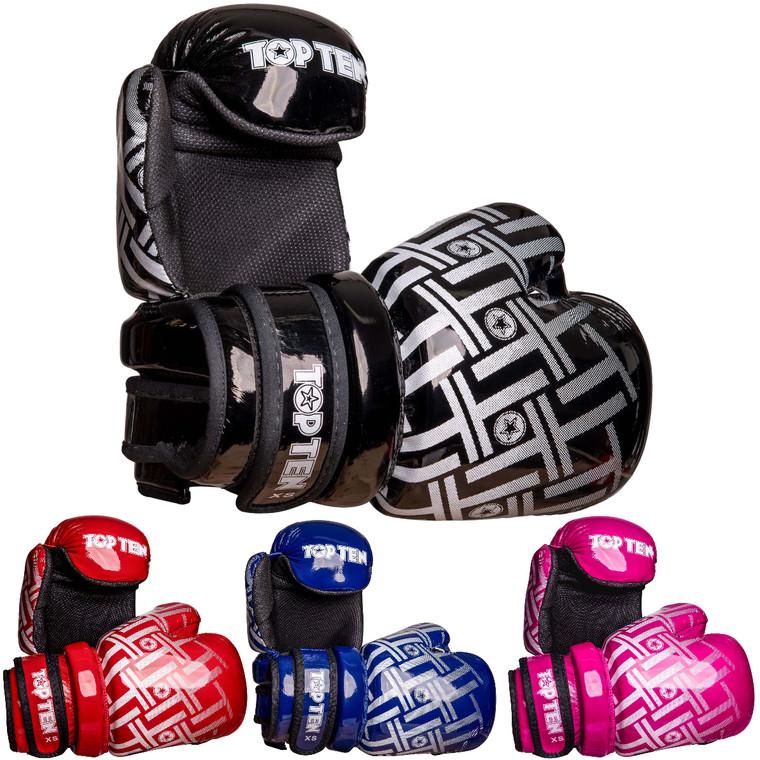 Top Ten Superlight Prism Glossy Pointfighter Gloves