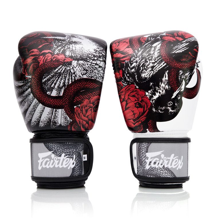Fairtex The Beauty of Survival Boxing Gloves