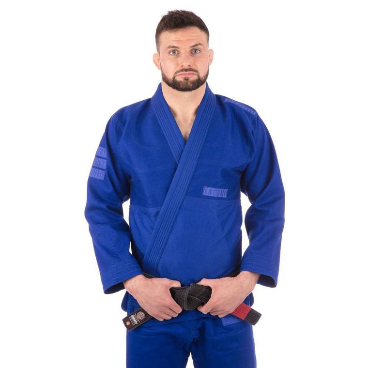 Tatami Fightwear Classic Mens BJJ Gi Blue