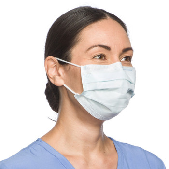 62356   Halyard Health, LLC.   HALYARD STANDARD FACE MASKS.   THE LITE ONE™ Procedure Mask, Blue, 50/pkg, 10 pkg/cs   (CS)