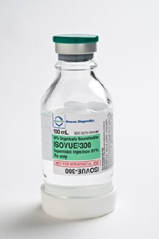 00270131535  Bracco Diagnostics.  Isovue®-300 Contrast Media Iopamidol 61% Injection Infusion Bottle 100 mL ISOVUE 300 100ML (10/BX)