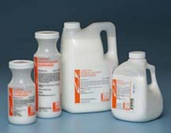Bracco Diagnostics;   E-Z-HD™ Contrast Media High Density Barium Sulfate 250% Oral Powder For Suspension Bottle 12 oz. BARIUM HD, SUSP E-Z-HD 12OZ BTL (24/CS)