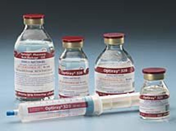 Mallinckrodt;   Optiray™ 320 Contrast Media Ioversol 68%, 320 mg / mL Intravascular Injection Vial 50 mL OPTIRAY 320, VL 68% 320MG/ML 50ML (25/CS) 9MCMAL