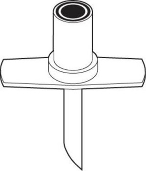 2N3395  Baxter  Vial Adapter Interlink® Universal ADAPTER, VIAL UNIV (120/BX 2BX/CS); 240 per case