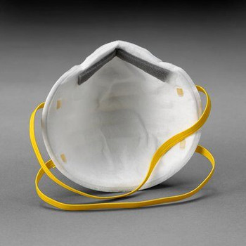 3M #8210+ - Mask Face Respirator Particulate N95, 20/Bx