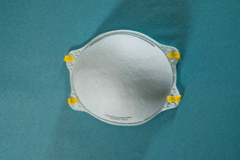 Makrite N95 Particulate Respirator (FDA), NIOSH Approved, 20/box