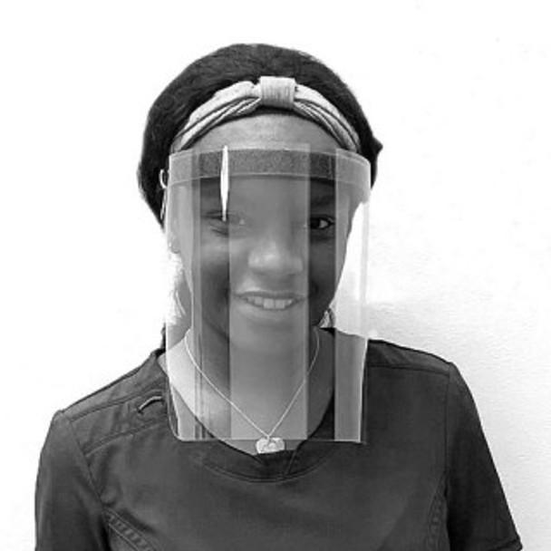 TSG #5965 - Full Face Mask with foam (individually bagged), 25 Per/Cs