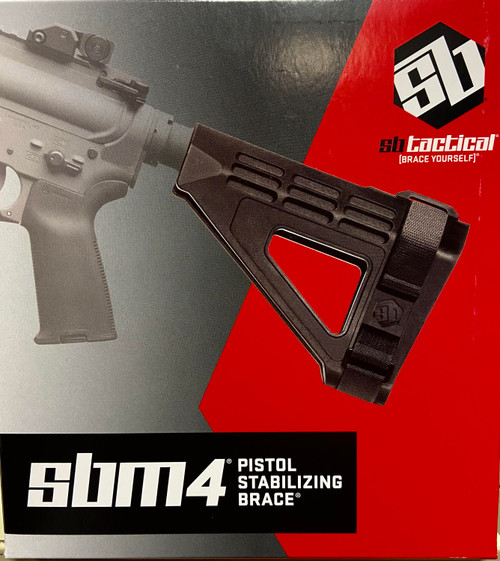 SB TACTICAL - SBM4 - Pistol Stabilizing Brace