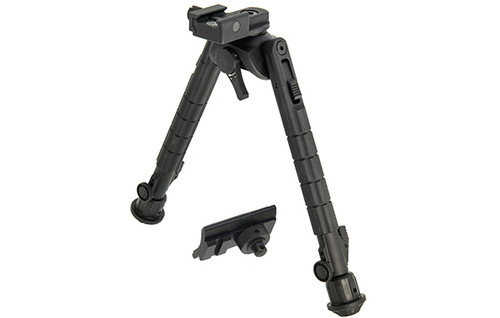 "UTG Recon 360 Bipod - Picatinny & Swivel Stud Mount - Center Height 8.12""-11.97"""