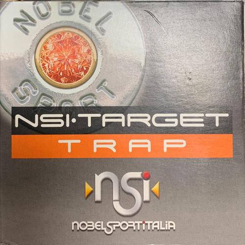 NSI Target Trap Ammo - 20 gauge - 25 plastic shotshells