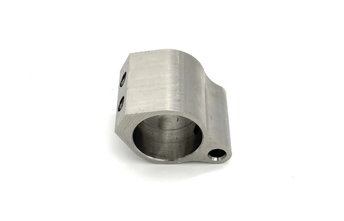 GLFA .750 Gas Block - Stainless Steel