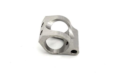 GLFA .750 Gas Block - Skeletonized Stainless Steel