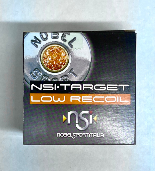 NSI Target - Low Recoil - 20 gauge - 25 Plastic Shotshells